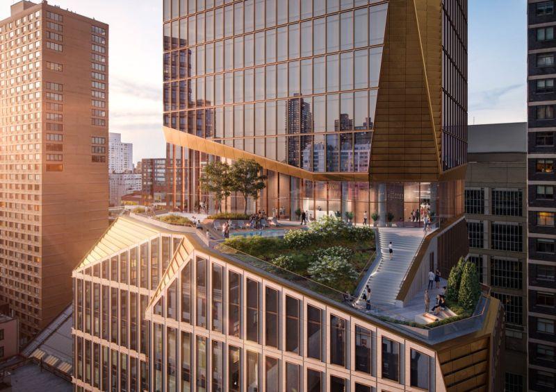 50 West 66th Street en Manhattan