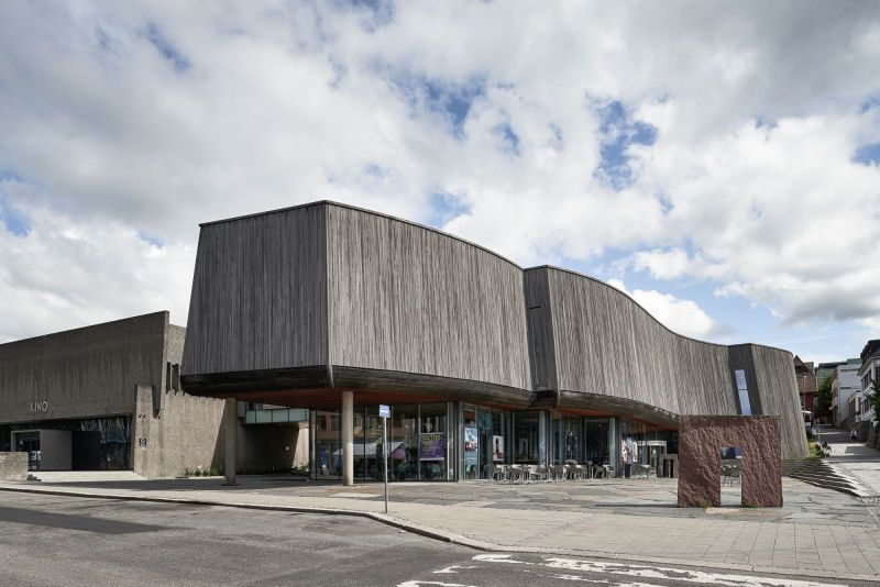 Lillehammer Art Museum and Lillehammer Cinema