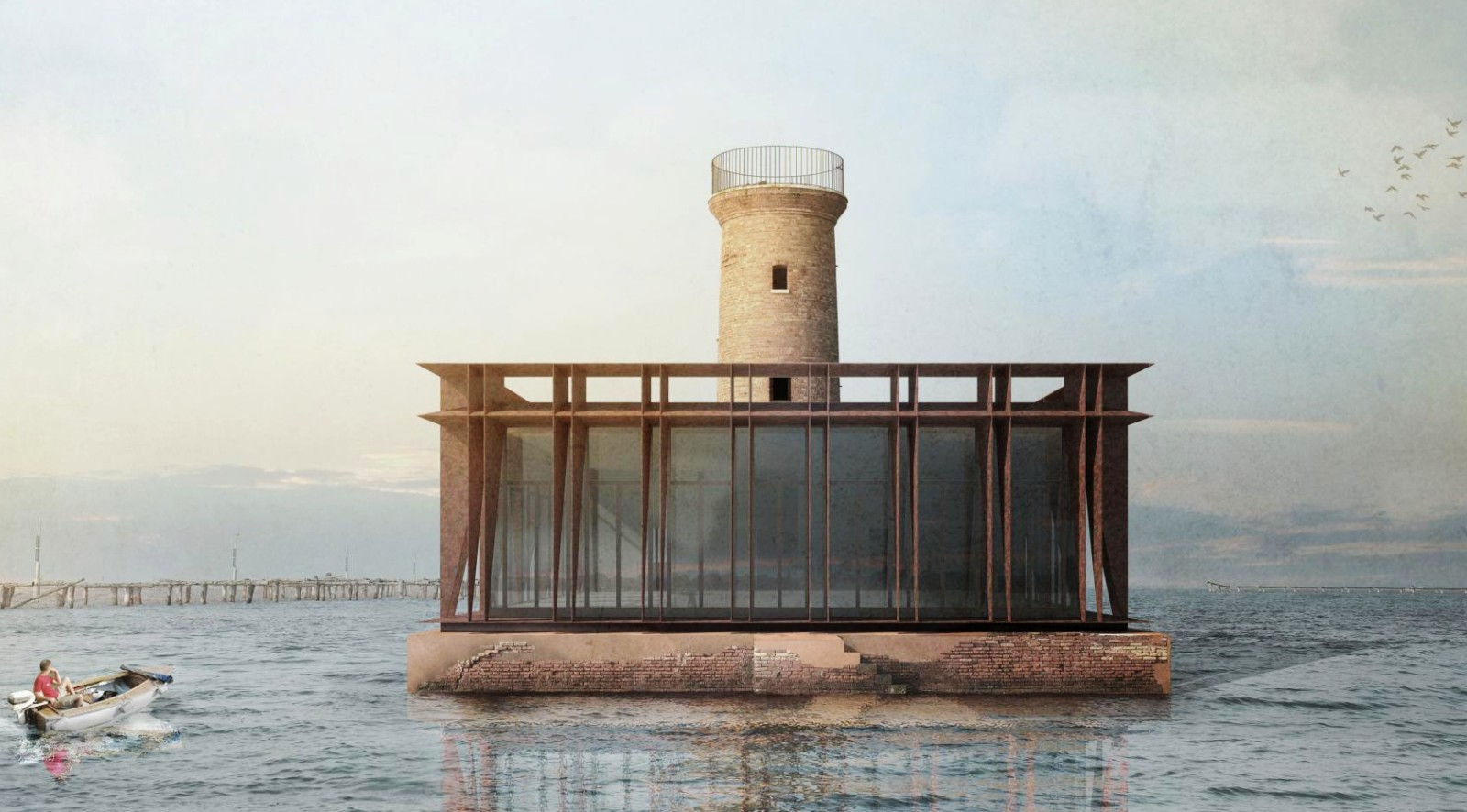 Spignon Lighthouse