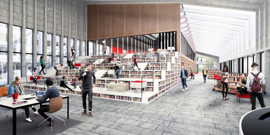Szczecin Public Library