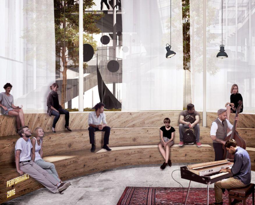 Adelaide Creative Community Hub