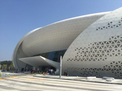 The Beijing Air and Space Museum