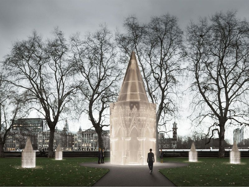 United Kingdom's National Holocaust Memorial