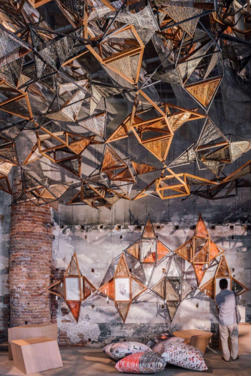 Weaving Architecture