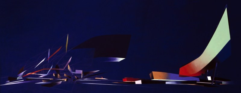 Zaha Hadid exhibition
