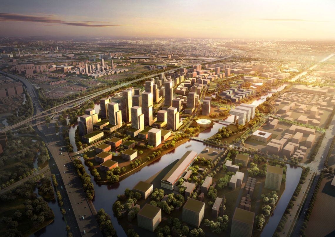 Zhangjiang Science and Technology City