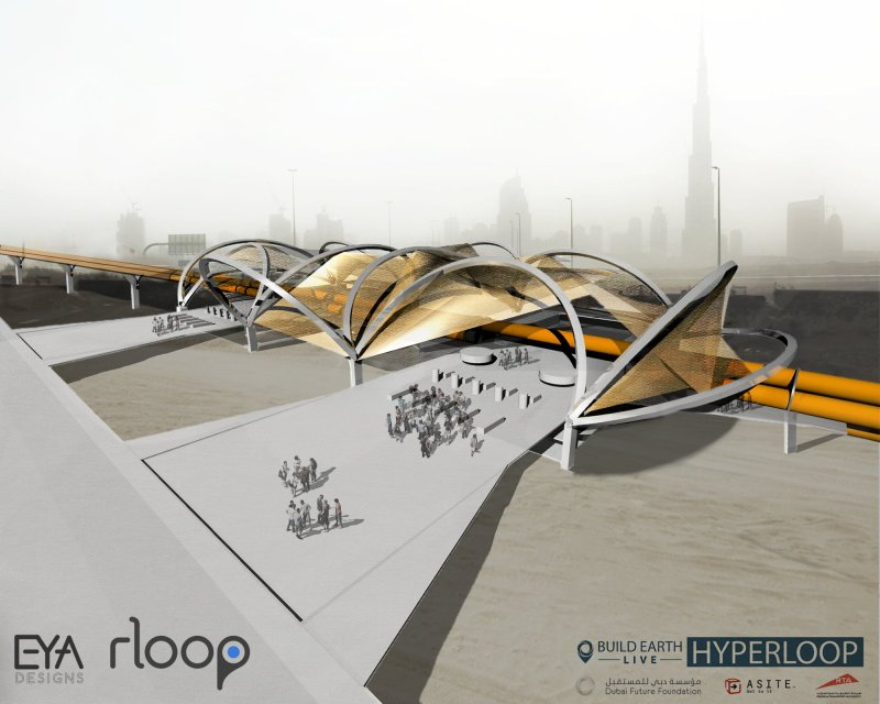 Hyperloop Design Award