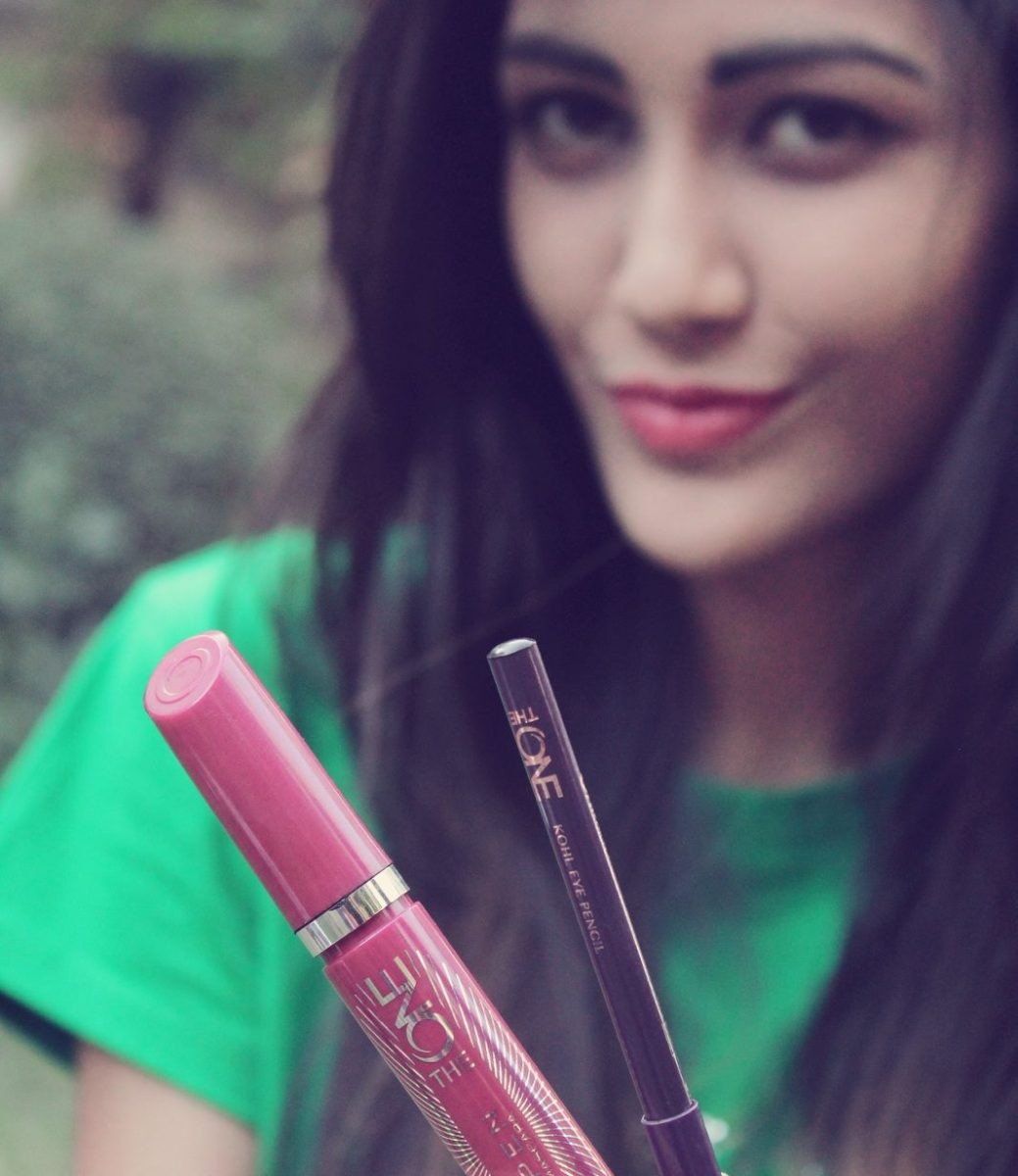 REVIEW: Oriflame - The ONE Range Kohl Eye Pencil & Eyes Wide Open Mascara