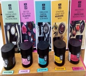 The Body Shop Expert Facial Masks Review