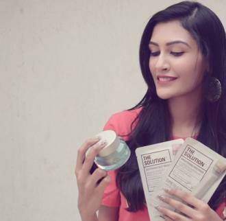 Aashna Malani x The Face Shop