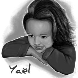 illustration-portrait-enfant-yael