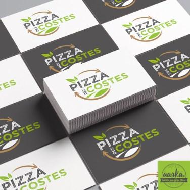 logo pizza des costes