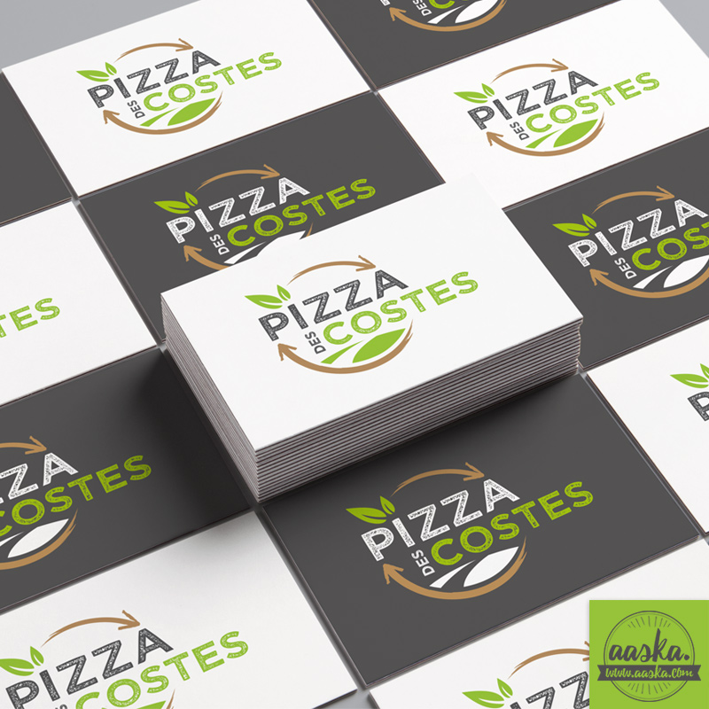 logo pizza des costes