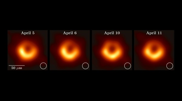 First Images of a Black Hole from the Event Horizon Telescope