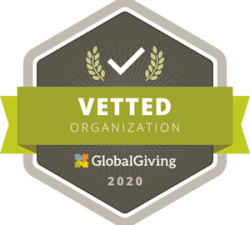 GlobalGiving vetted Organization 2017