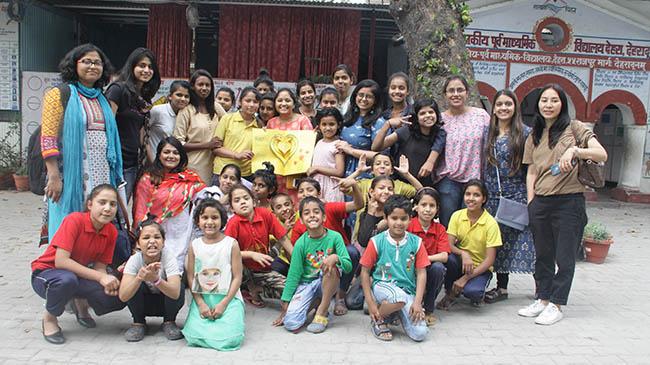 Corporate-Volunteering Program/Group volunteering Program