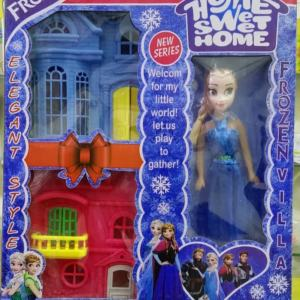 Frozen Doll House