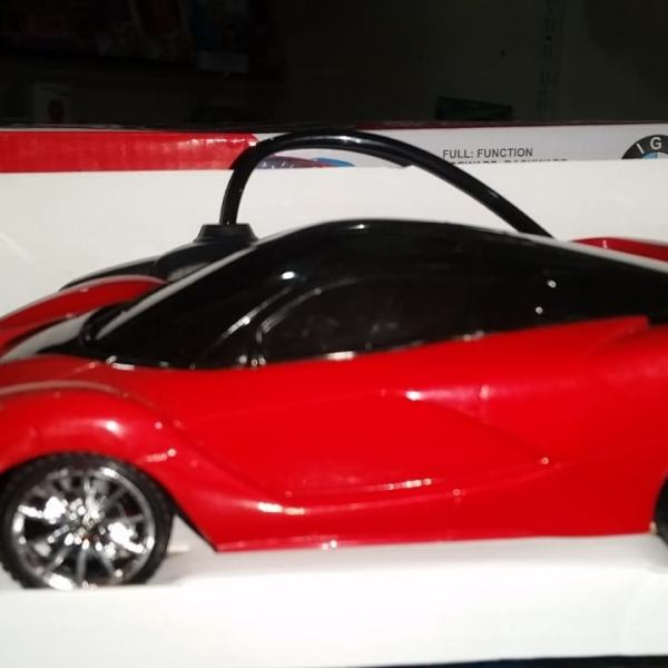 3D Famous Car (Rechargeable, Small)