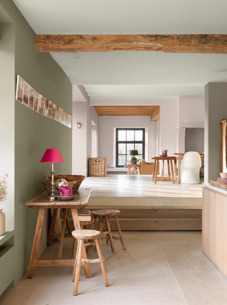 Idees Deco Pour Un Salon Plein De Couleurs Peintures De Couleurs Pour Les Interieurs Et Les Exterieurs Idees Deco Dulux Valentine
