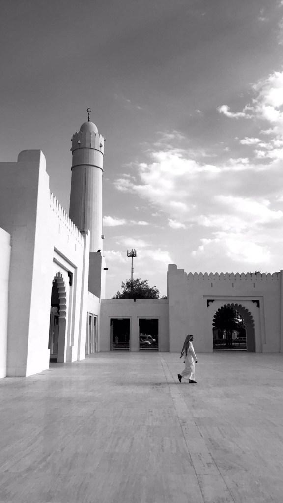 صور من أجواء مدينة #العين مساء اليوم