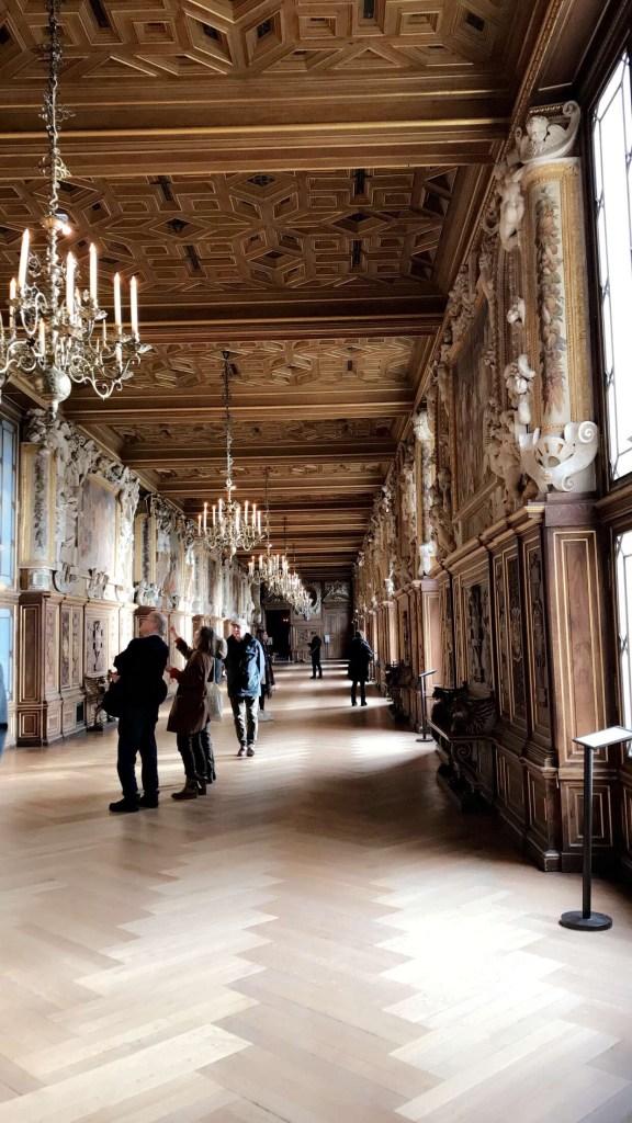 زيارة قصر فونتانبلو - ومسرح الشيخ خليفة بن زايد