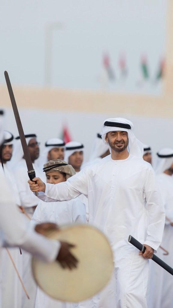 صور خاصة لصاحب السمو الشيخ محمد بن زايد آل نهيان ولي عهد أبوظبي
