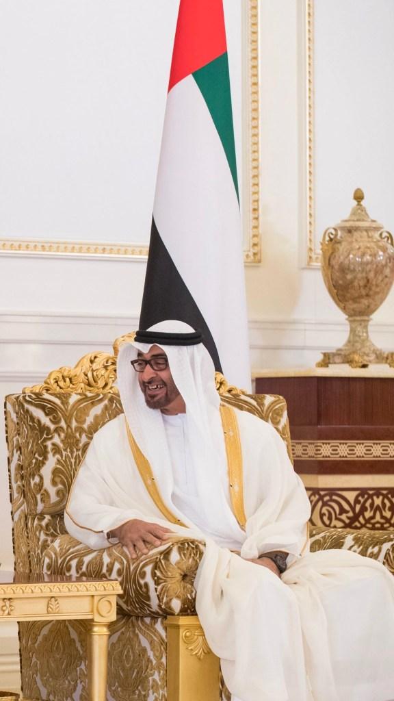 بالصور : محمد بن زايد يبحث مع الرئيس المصري تعزيز العلاقات الأخوية ومجمل القضايا الإقليمية والدولية ذات الاهتمام المشترك