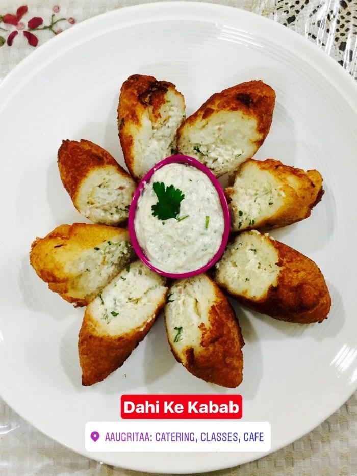 Dahi Ke Kabab , www.aaugritaa.com