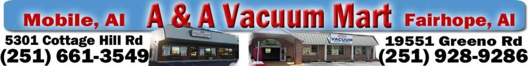 A & A Vacuum Alabama Contact Phone and Address