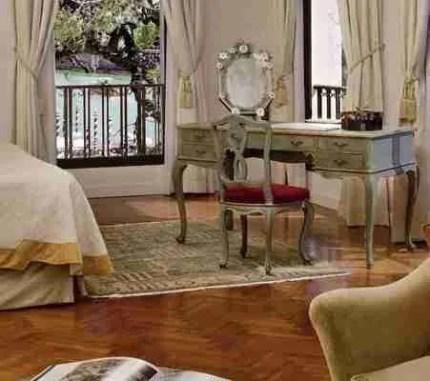 Specchio veneziano da tavolo
