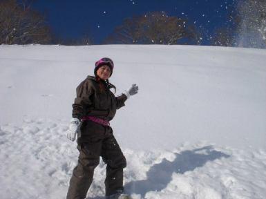 takasu snow park gifu japao
