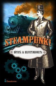 Steampunk-hyry-ja-helvetinkoneita-kansi