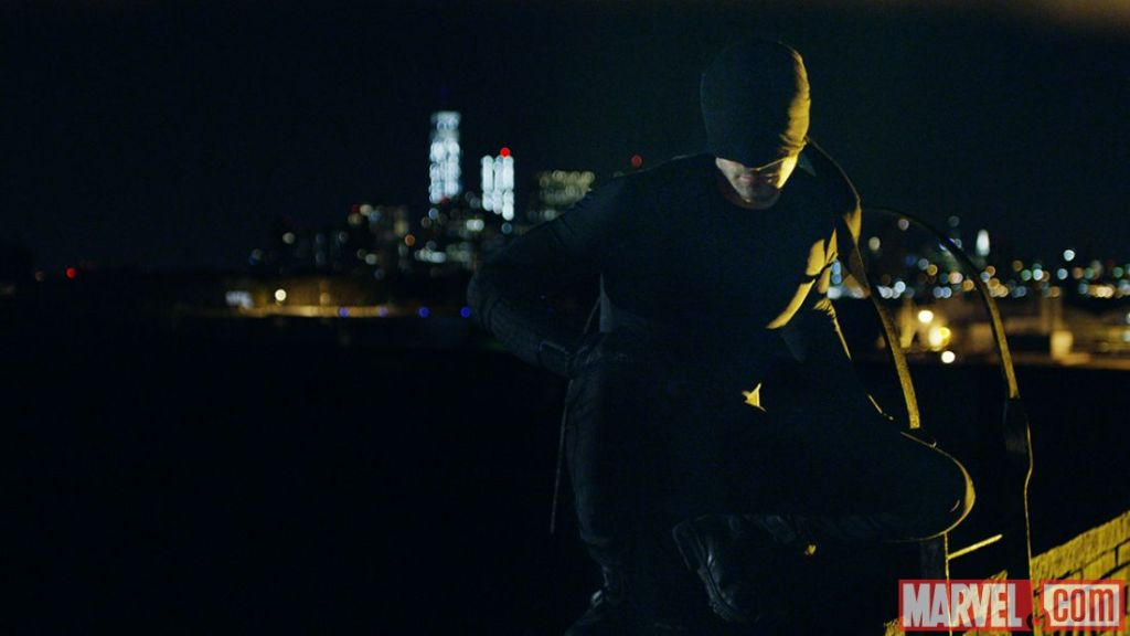 Daredevil_First_Costume
