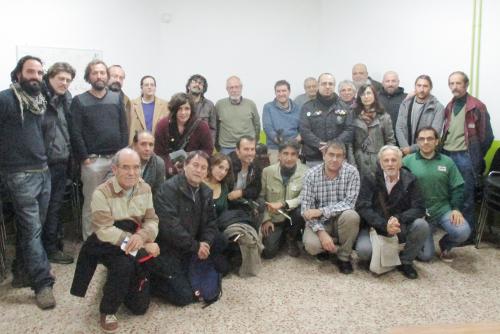 28 asociaciones vecinales y conservacionistas se unen en defensa de la cuenca del río Henares