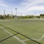 Las asociaciones de Chamberí, satisfechas con el compromiso de conservar las pistas deportivas del Canal