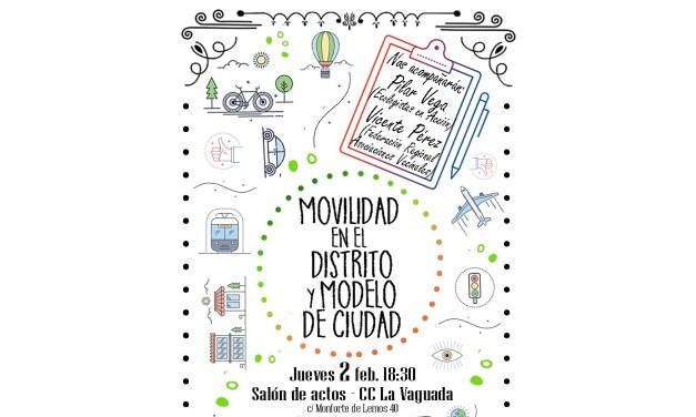¿Qué modelo de movilidad queremos para Fuencarral?
