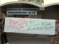 Los jóvenes de Carabanchel Alto pedirán ante la junta municipal su participación en el centro juvenil del barrio