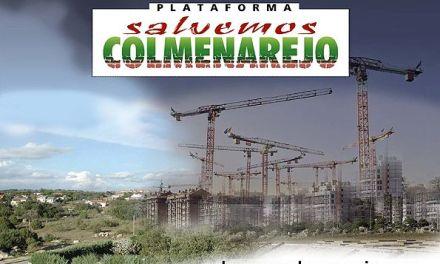 Nace la Plataforma Salvemos Colmenarejo