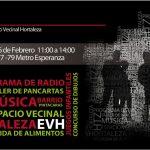 Hortaleza se moviliza por tercera vez para reclamar el antiguo colegio Pedro Alvarado