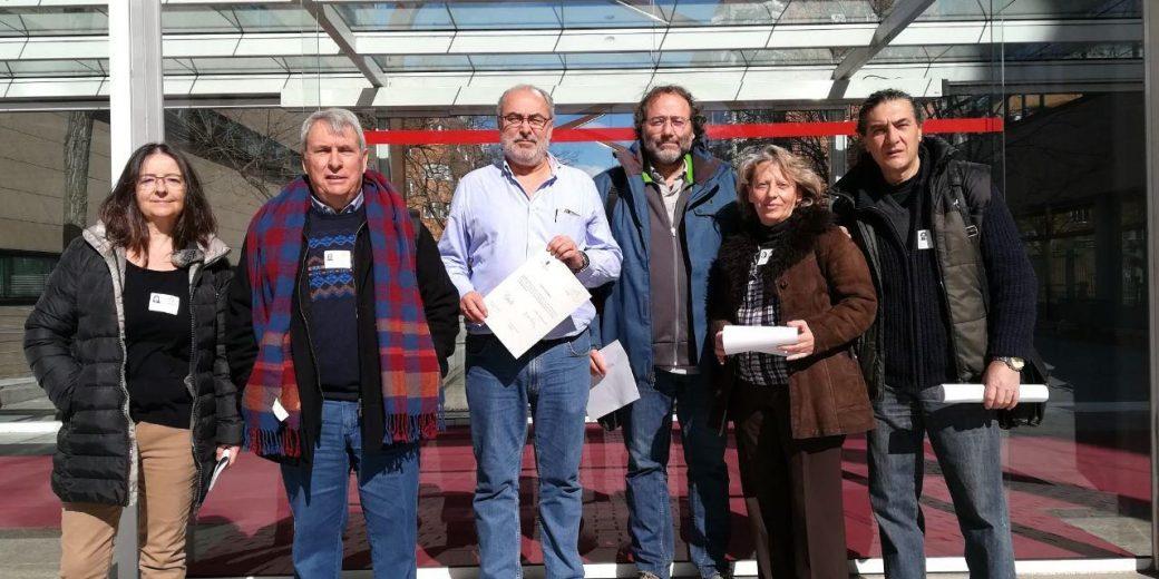 La Asamblea insta al Gobierno regional a realizar un estudio epidemiológico en Fontarrón ante la alta concentración de antenas