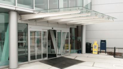 Commercial Entrances