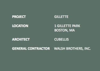 Gillette Label
