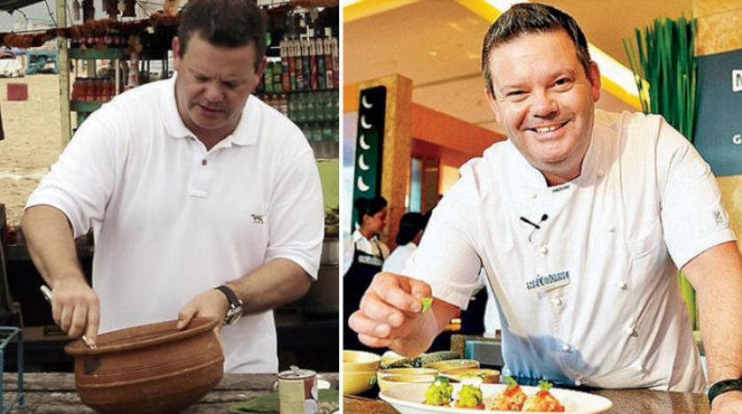 Gary Mahigan is one of the rulers of «Master Chef» in the Australian version of hospitality India 81