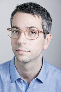 Anthony Marra, author of A Constellation of Vital Phenomena. Photo by Smeeta Mahanti.