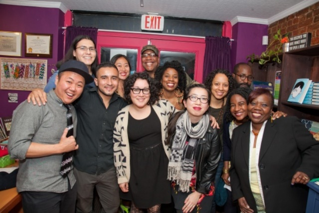 Connecting Cultures with Poets & Writers, Inc.