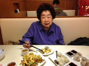 Pearl Chow at Dumpling Galaxy (Credit: Eveline Chao)