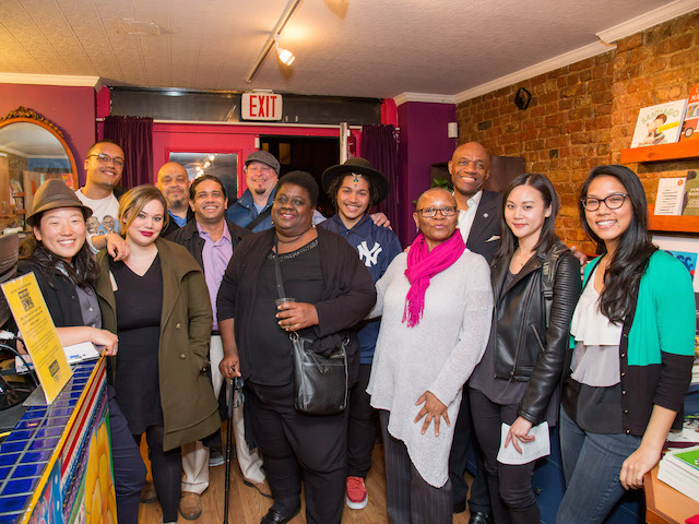 Poets & Writers' Seventh Annual Connecting Cultures Reading