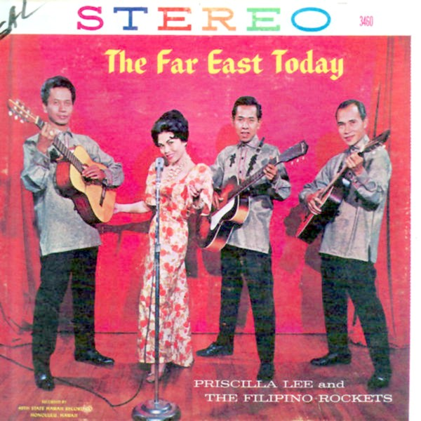 """Priscilla Lee & The Filipino Rockets was the first Filipino rock band to be recorded in the 1950s by 49th State Hawaii Record Company. """"Priscilla Lee"""" was actually Pacita Dulay's sister (the author's grand aunt); Priscilla immigrated to the U.S. when she was 21-years-old and joined The Filipino Rockets shortly after arriving in Los Angeles."""