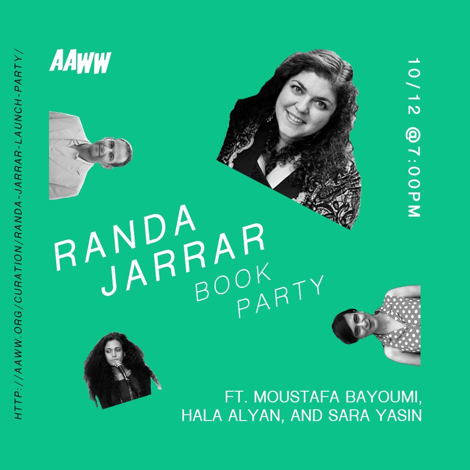 Randa Jarrar Launch Party