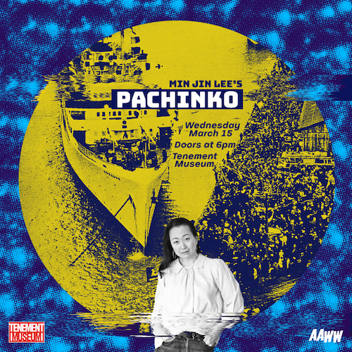Min Jin Lee's Pachinko